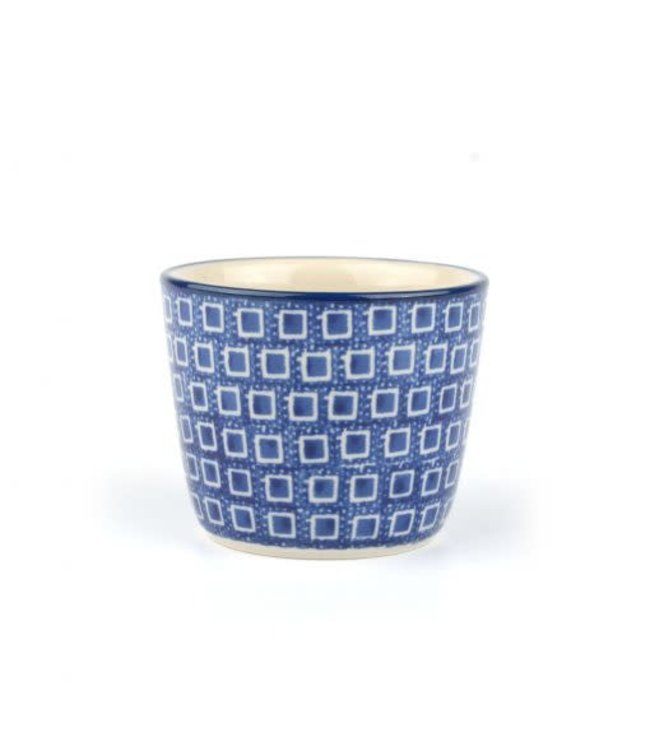 Bunzlau Castle Bunzlau mug tumbler Blue Diamond 190 ml 8 cm h. 6.5 cm