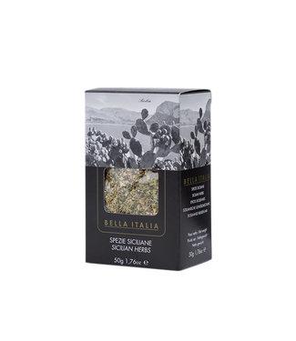 Bella Italia Siciliaanse kruidenmix 50 gram box