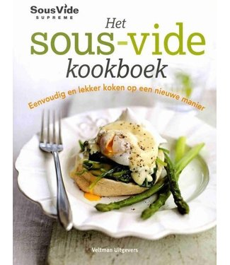 Crockpot het sous vide kookboek