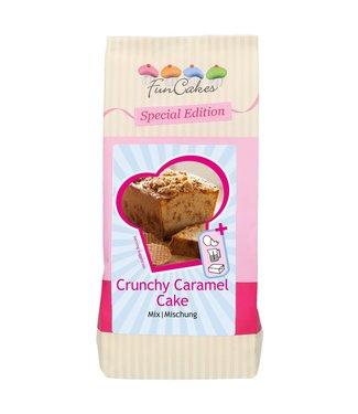 Funcakes Funcakes caramel/stroopwafel cake 400 gram