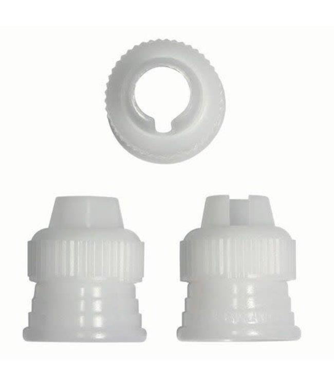 PME PME icingbag Adaptors set/3