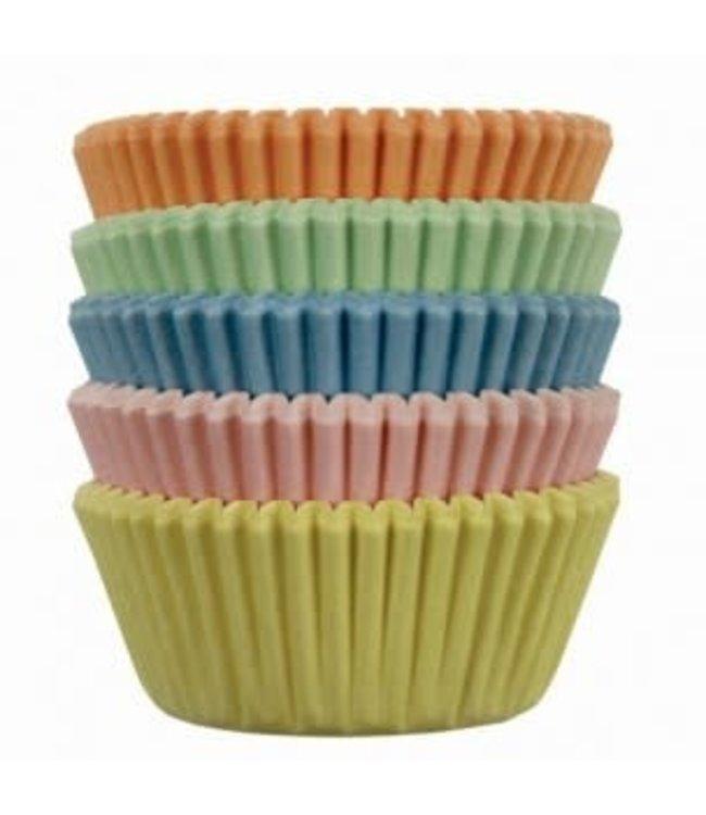 PME PME mini baking cups pastel 100 st.