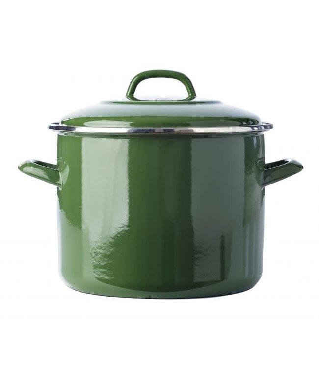 BK BK  soep pan  the dutch dutch oven groen 24 cm