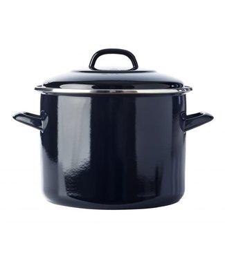 BK BK  soeppan/the  dutch oven zwart 24 cm