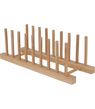 Kitchenbasics Kitchenbasics bordenhouder hout