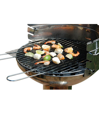 Barbeque-/grill mat anti-aanbak