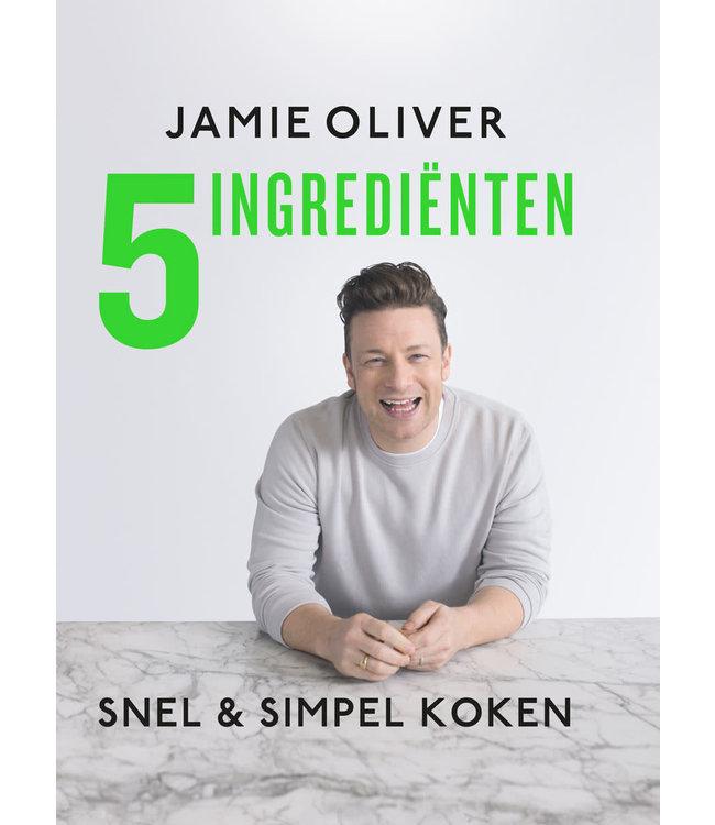Jamie Oliver, 5 ingredienten