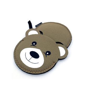 Il Cucinino aanvatter beer bruin