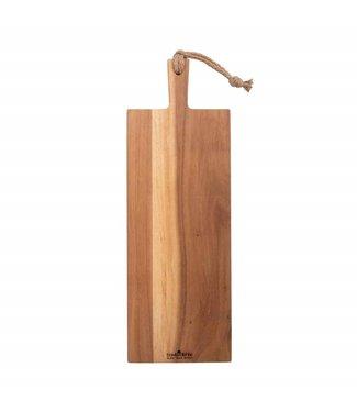 Pure Teak Wood Teak Wood tapasplank 559x20 cm