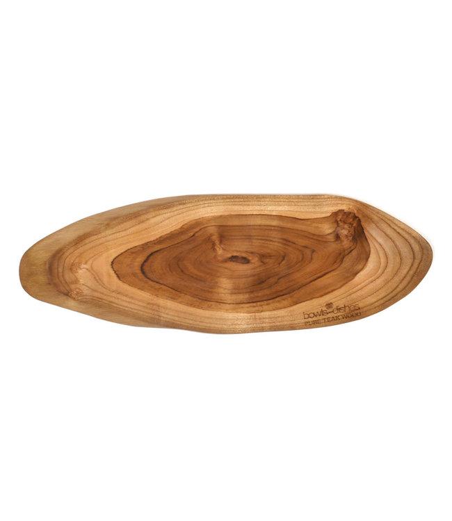 Pure Teak Wood Pure Teak Wood tapasplank  70cm