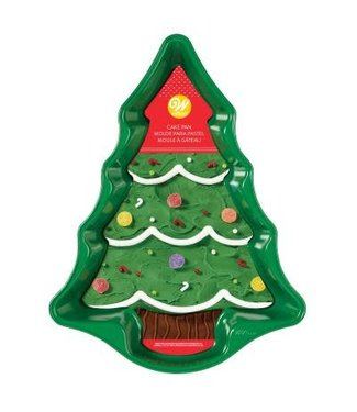 Wilton Wilton bakvorm kerstboom 35-40 cm