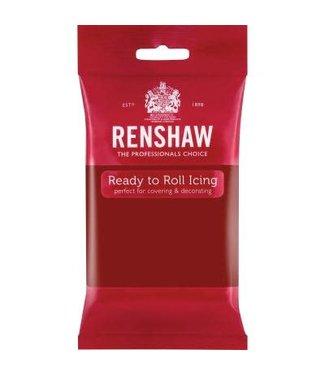 Renshaw Renshaw fondant Ruby rood 250 gr.