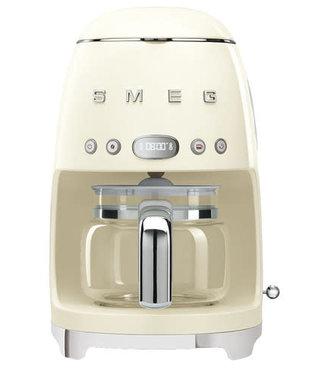 Smeg Smeg filterkoffiemachine DCF02 creme
