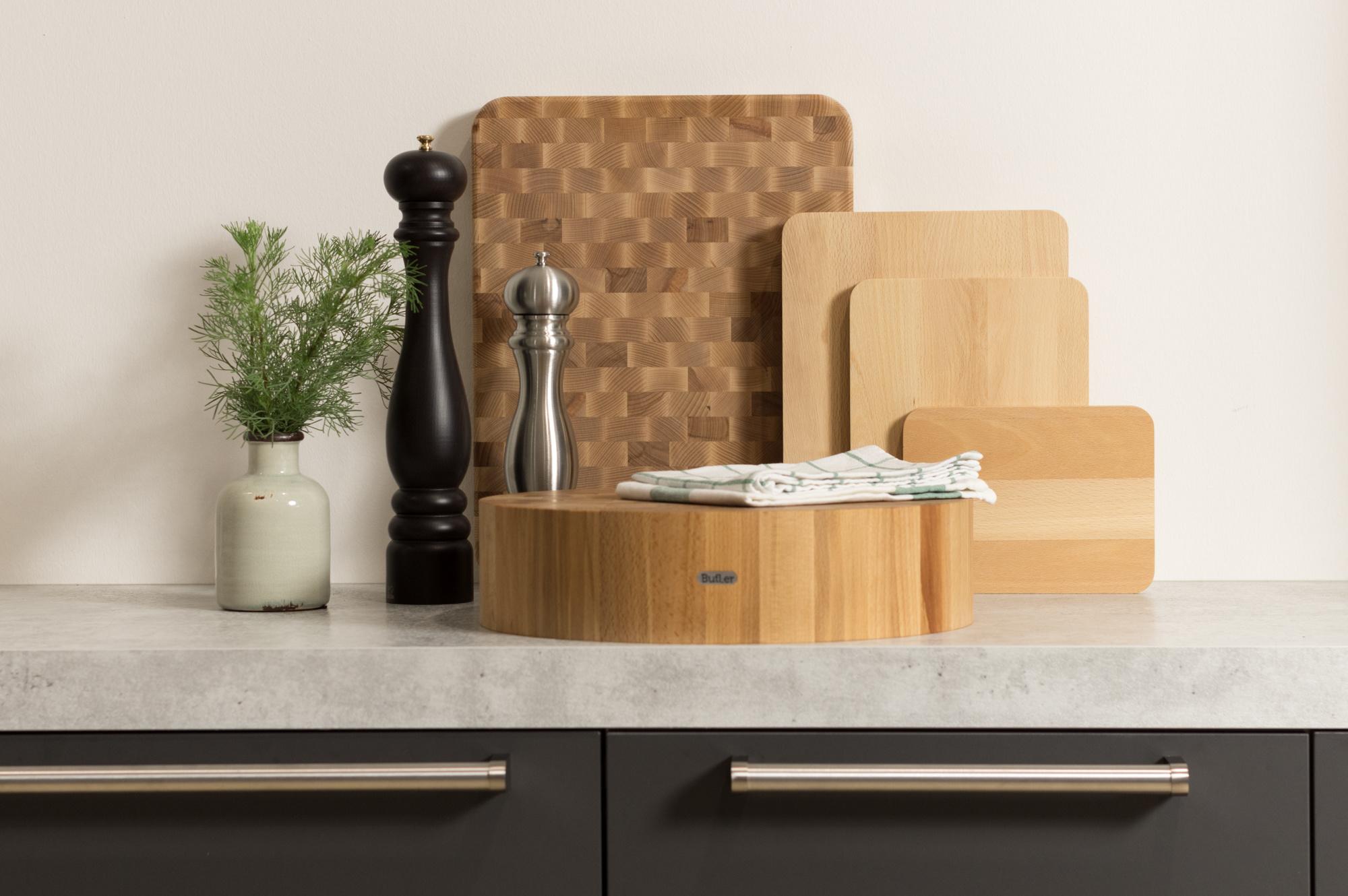 Gebruik en onderhoud van je houten snijplank