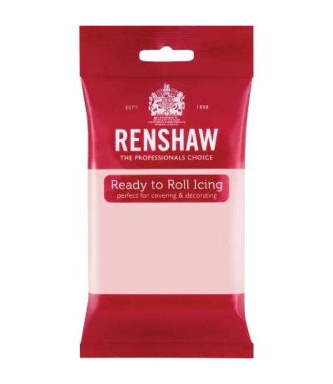 Renshaw Renshaw fondant baby pink 250 gr.