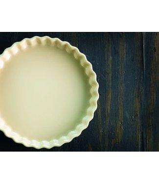 Le Creuset Le Creuset taartvorm/ quiche aardewerk 28 cm Meringue