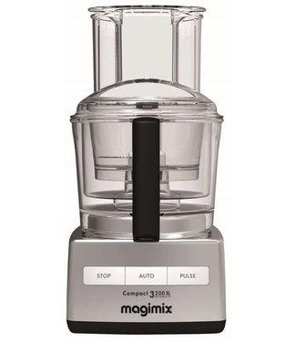 Magimix Magimix foodprocessor 3200 XL mat chroom