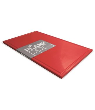 Inno Cuisinno Inno Cuisinno snijplank  Pro rood Groot 53cm x 32,5 cm