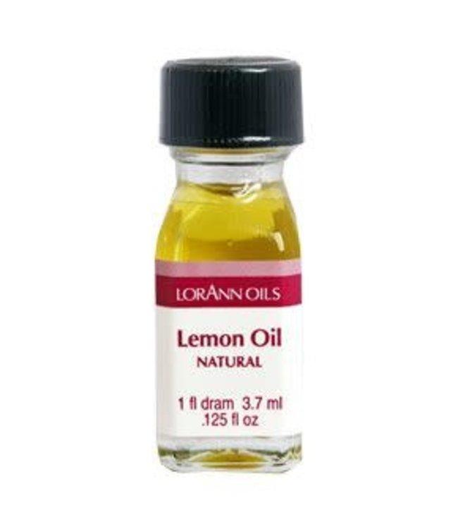 LorAnn LorAnnOils super strenght smaakstof natural lemon  3.7  ml