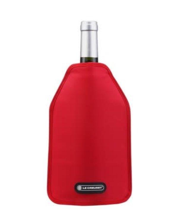 Le Creuset WA-126 wijnkoeler cerise/kersenrood