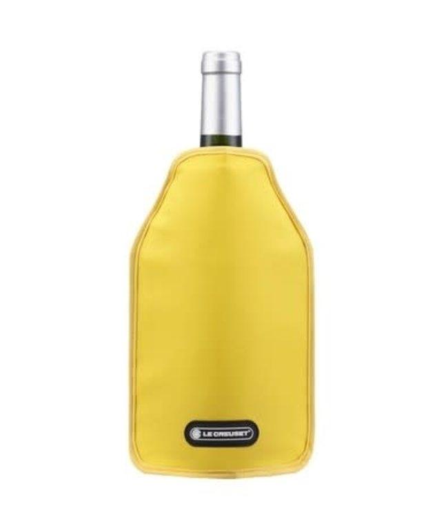 Le Creuset WA-126 wijnkoeler Soleil geel