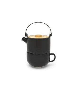 Bredemeijer Bredemeijer Tea for one Umea zwart 500 ml
