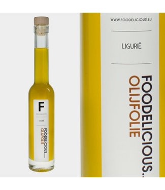 Foodelicious Foodelicious Ligurië  olie 225ml