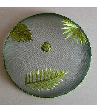 HKS HKS vliegenkap groot Groene bladeren  35,5 cm