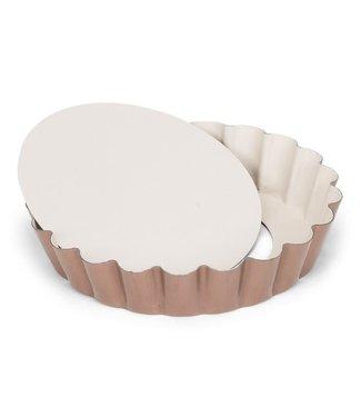 Patisse Patisse Ceramic mini quiche/taartvorm 10 cm