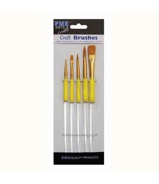 PME PME Craft Brush set
