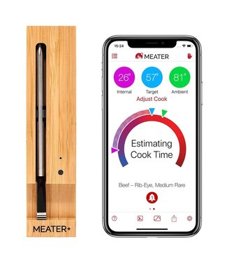 Meater Meater Plus draadloze thermometer 50 meter