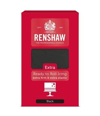 Renshaw Renshaw fondant Extra zwart 1 kg