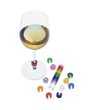 Pulltex Pulltex Wijnglas herkenner/markers