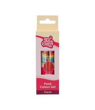 Funcakes Funcakes kleurstof gel  Claret 30 g