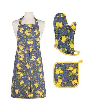 Now Designs Now Designs schort Provencal Lemons