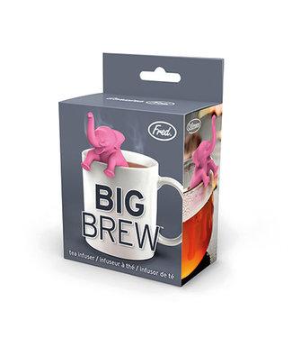 Fred Fred thee ei Big Brew olifant