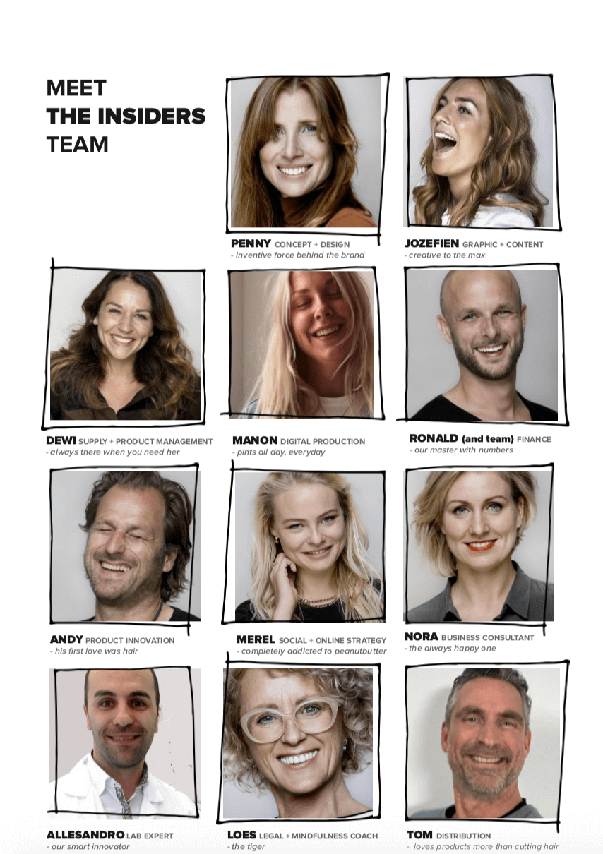 The Insiders Team