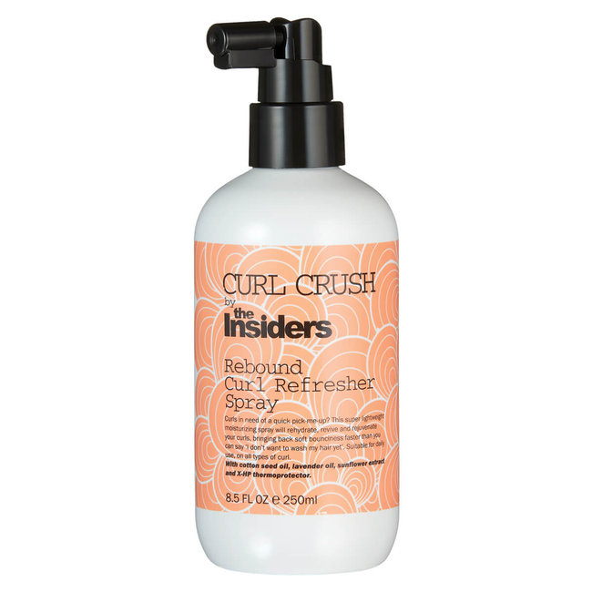 CURL CRUSH Rebound Curl Refresher Spray