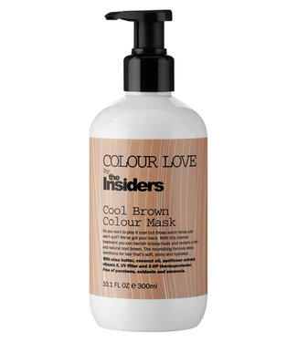 COLOUR LOVE Cool Brown Colour Mask