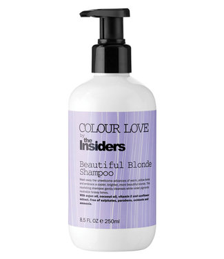 COLOUR LOVE Beautiful Blonde Shampoo