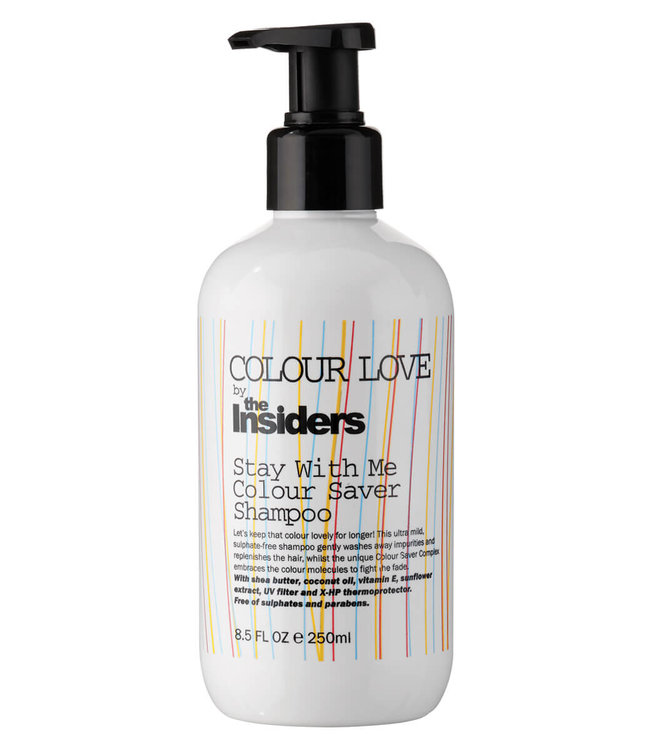 COLOUR LOVE Stay With Me Colour Saver Shampoo
