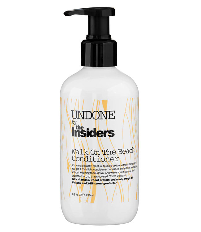 UNDONE Walk on the Beach Seaweed Conditioner