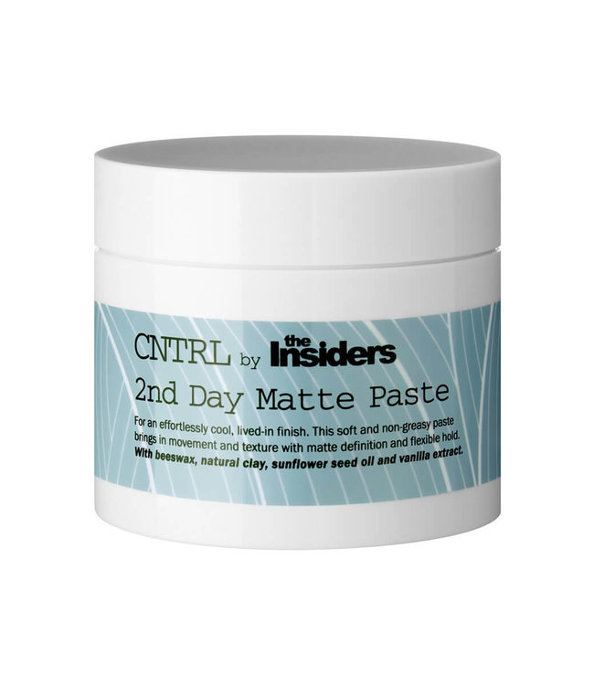 CNTRL 2nd Day Matte Paste