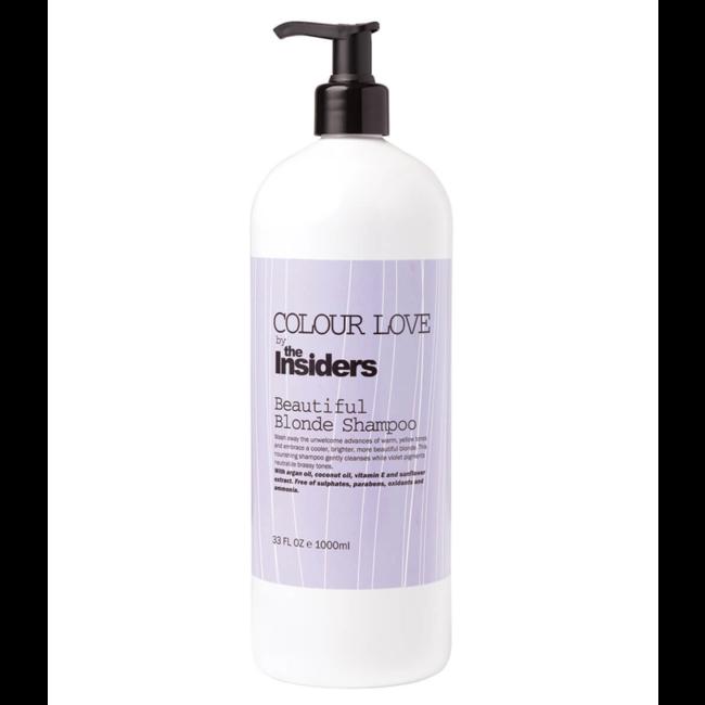 COLOUR LOVE Beautiful Blonde Shampoo - XXL