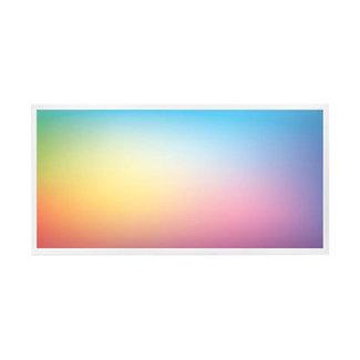 PURPL LED Paneel Kleur - 60x120 cm - RGB+CCT