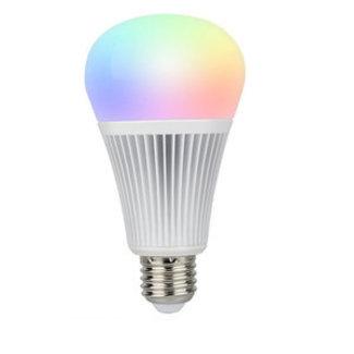 MI-LIGHT LED Lamp E27 - RGB+CCT - 9W - WiFi