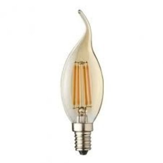 PURPL LED Filament Lamp 5W - 2200K - C35T