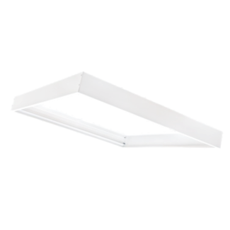 PURPL Opbouwframe LED Paneel - 60x60- Wit
