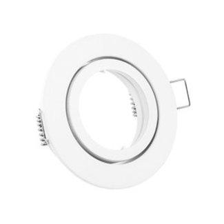 PURPL LED Spot Armatuur - Zink - IP20 - Wit