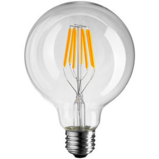 PURPL LED Filament Lamp 4W - 2200K - G125